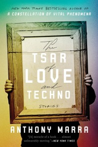 Tsar of Love and Techno paperback jacket
